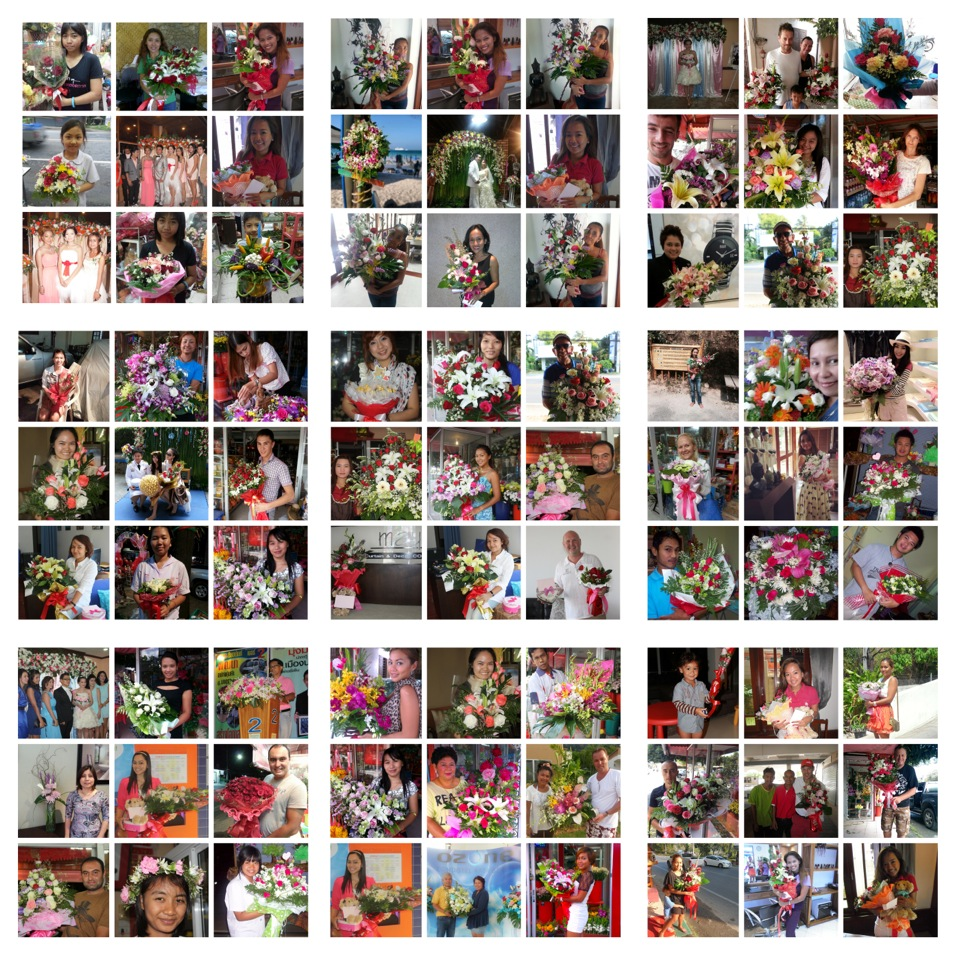 Our Customers - Collage